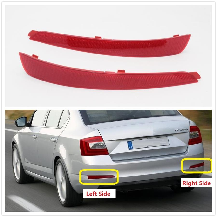 SKODA 1Z0945106/ A Rear Reflector Right Rear Light Reflector Bumper