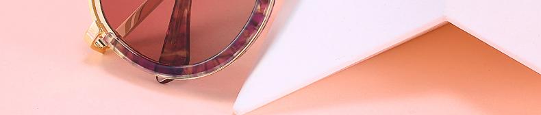 Sunglasses Women Vintage Round Sun Glasses Polarized Lens UV400 Anti Reflective Summer Polarized Women Snnglasses (4)