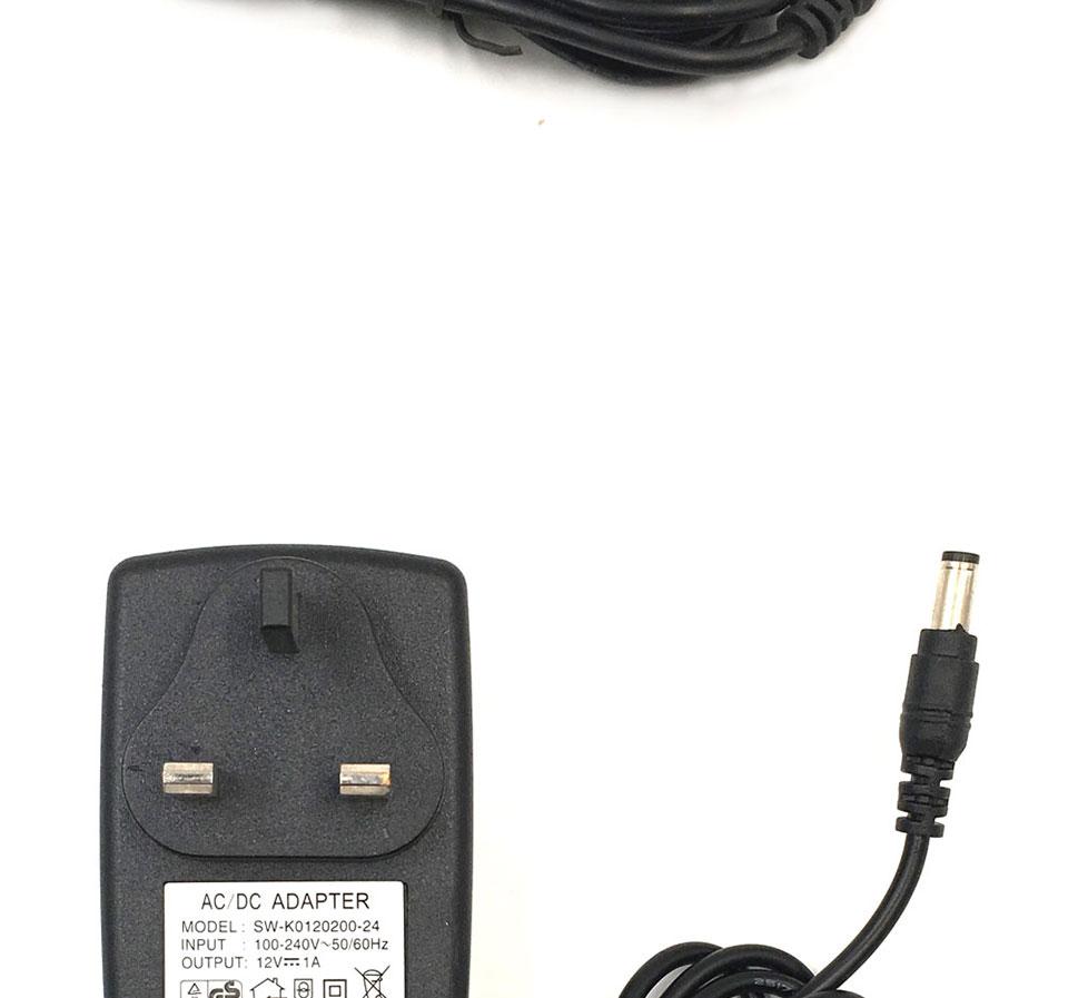 12v 1a power supply us uk au eu plug led driver transformer ac dc (3)