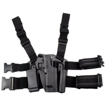 Leg Holster Paddle Drop-Pistol-Gun Thigh-Belt M92 Beretta Tactical Right Hand