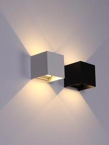 Bedside-Decoration Lighting-Lamp Wall-Light Bedroom IP65 Garden Porch Aluminum Outdoor Waterproof