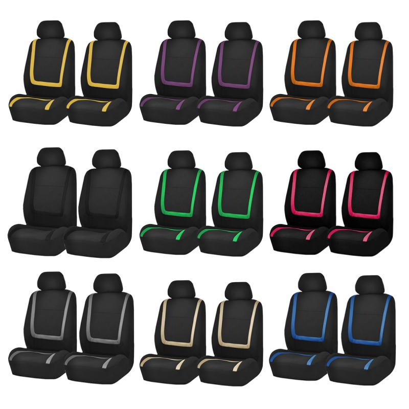 Car-Seat-Covers Granta Priora Logan Lada Kalina Universal Toyota Renault NEW 4PCS  title=