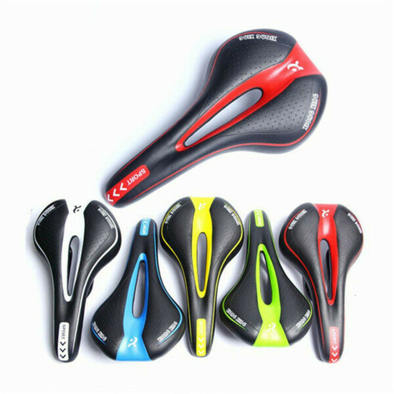Thin Comfortable Soft Pro Pad Cushion Saddle Seat MTB Mountain Bike Road Bicycle