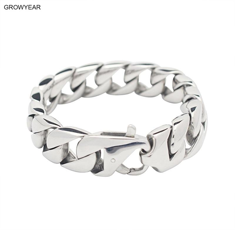 link chain bangle