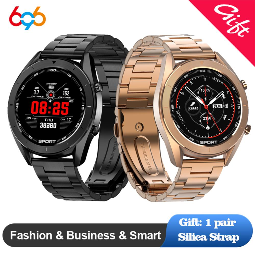696 Fitness-Tracker Sports-Watches DT99 Sleep-Monitoring Heart-Rate Business Waterproof title=