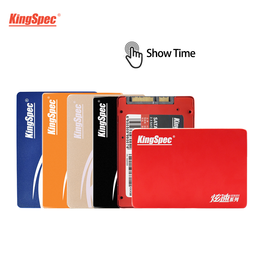 Kingspec Hard-Drive Sata3 Ssd 240GB 1tb-Disco Laptop-6gb/S Solid 60GB 120GB 500GB 960GB