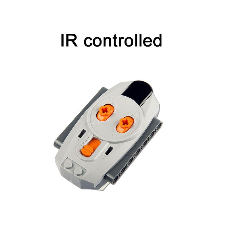 IR-controlled
