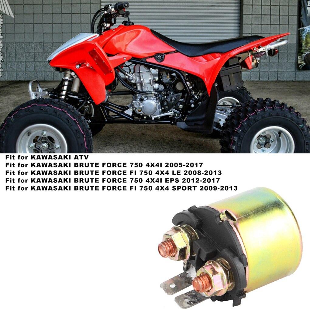 Kawasaki KVF750 Brute Force 750 4x4i ATV Rear Wheel Bearing Kit 2005-2014