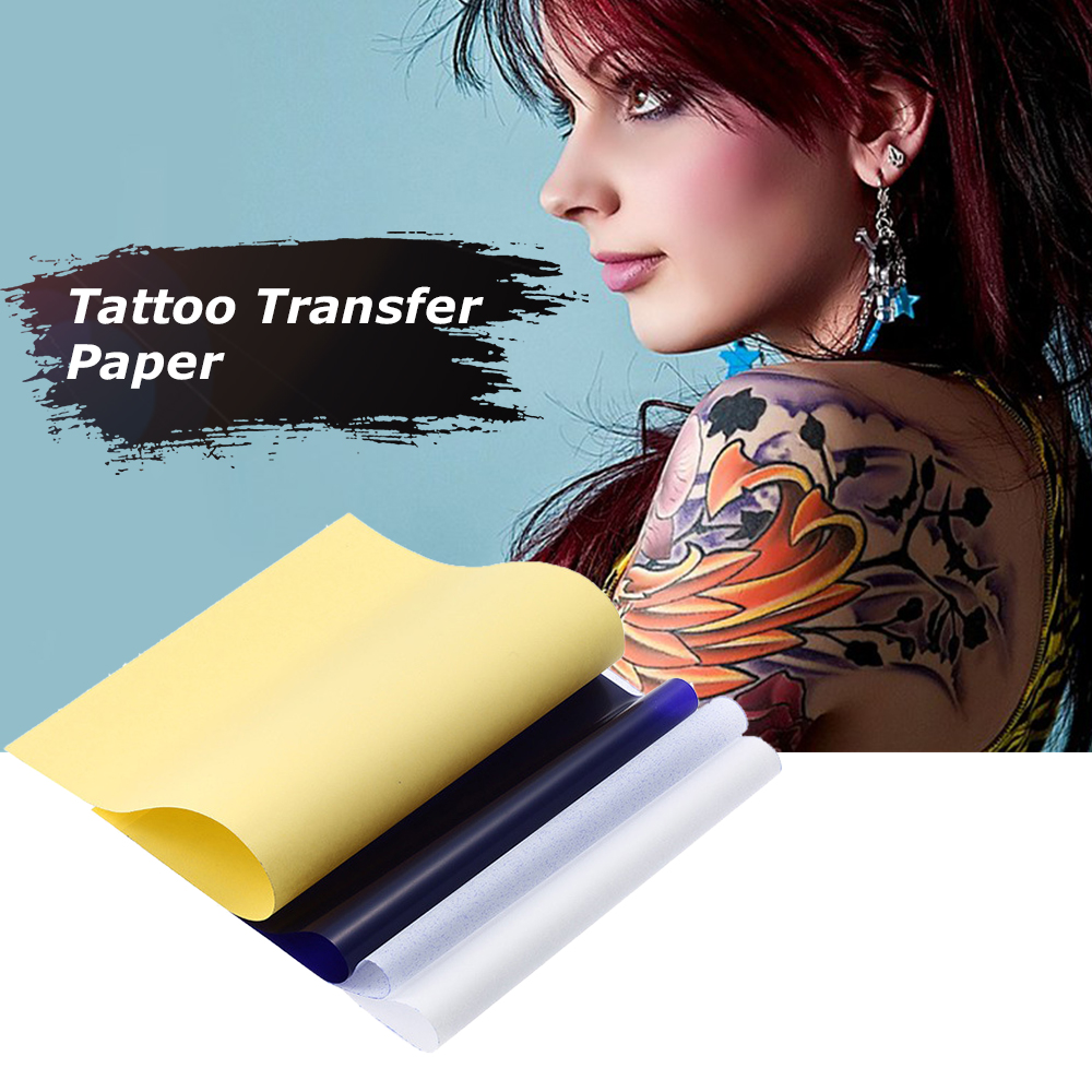 Transfer Tattoo Paper for Tattoo Practice (25/30/50pcs) 15