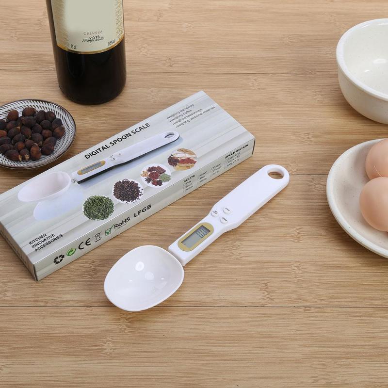 Cuillère à mesurer électronique de cuisine