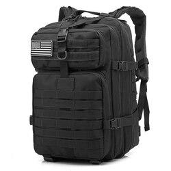 Рюкзак для походов, армейский тактический рюкзак большой вместимости 50л, 3P, EDC, для походов, кемпинга, охоты
