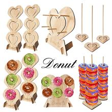 Birthday-Party-Decoration Cart Donut Holds Wall-Stand Candy-Bar Wedding Sweet Baby Shower