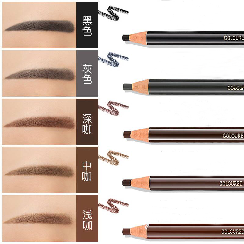 Waterproof Microblading Permanent Makeup Eyebrow Lip Design Eye Brow Positioning Lip Tattoo Pen Pencil Tools Marker Liner