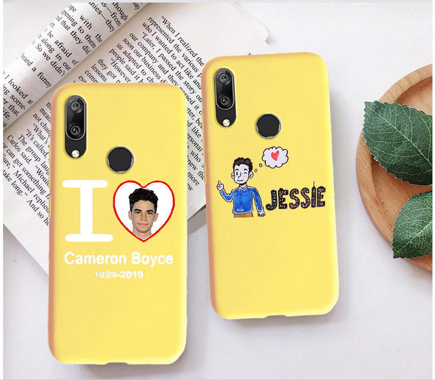 RIP Cameron Boyce Candy Color Case for Huawei P10 P20 P30 MATE 10 20 honor 8 9 10 Smart Soft Silicone Case