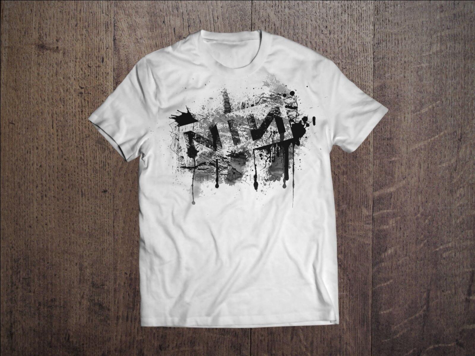 Like NIN The Slip T-SHIRT male female all sizes Nine Inch Nails SHIRT TEE TOP