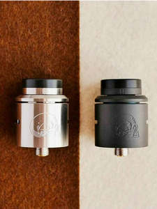 Drip-Tip Mechanical-Mod RDA Bf-Pin 24mm-Atomizer Rebuildable Cosmonaut V2 Compatible