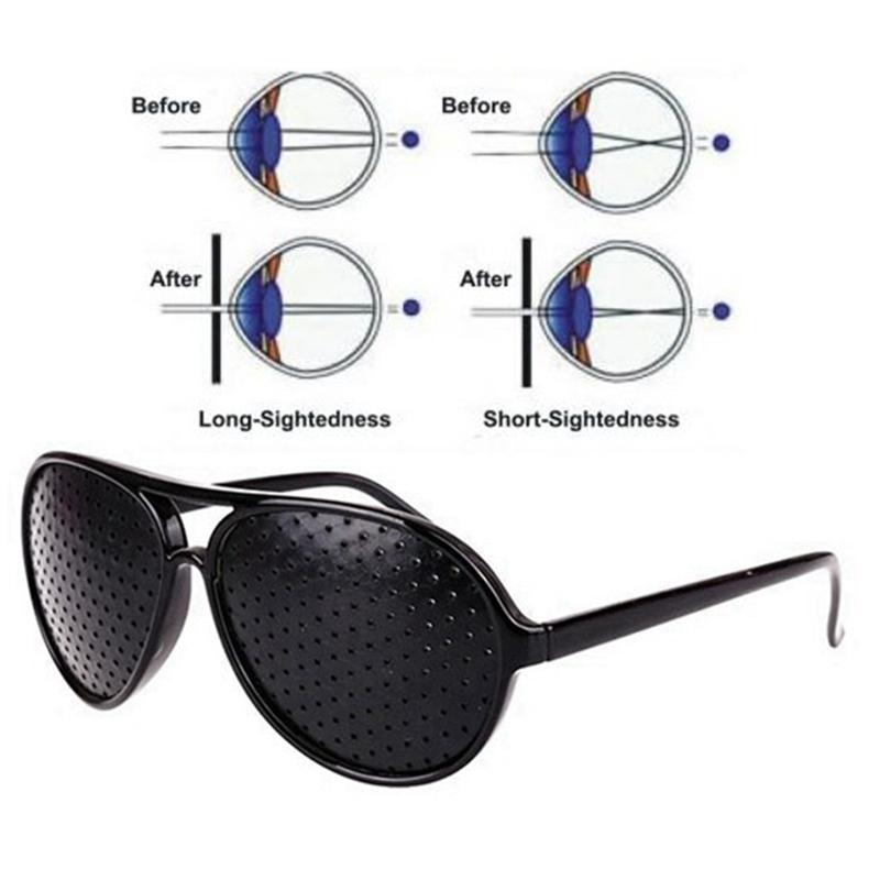 Detalhes óculos anti miopia e fim astigmatismo anti fadiga