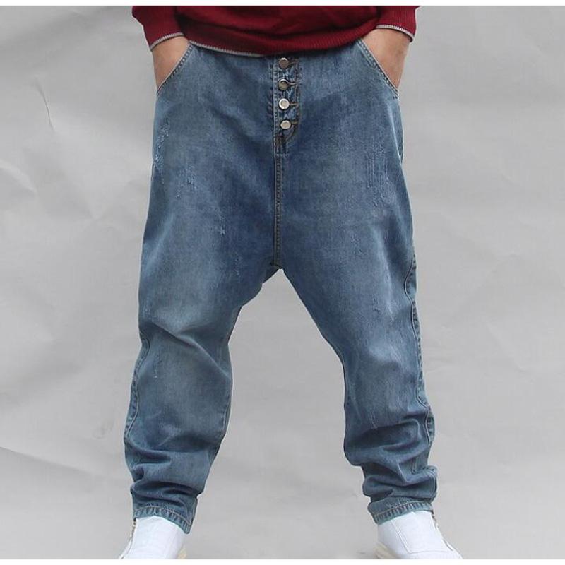 hip hop style baggy jean