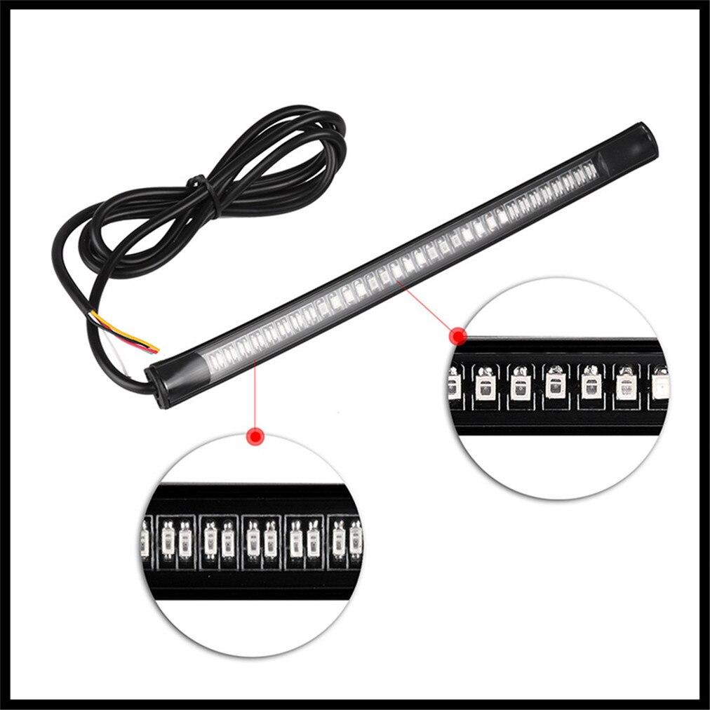 Universal motorcycle light with tail brake stop turn signal accessories for SUZUKI GSR600 GSR750 GSX-S750 GSXR1000 GSXR600