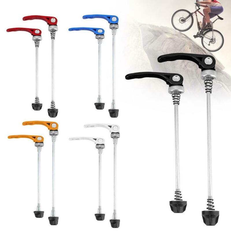 Cycling MTB Bike Axle Quick Release Skewer Bicycle Front Rear Axle Tools Kit