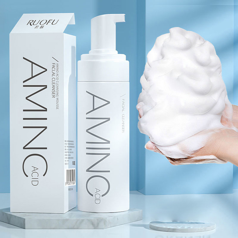 Amino Acid Oil Control Cleansing Mousse