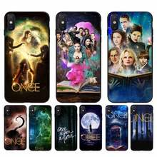 Motirunner Once Upon A Time роскошный уникальный чехол для телефона iphone 11 Pro Max X XS MAX 6 6s 7 8 plus 5 5S 5SE XR SE2020(China)