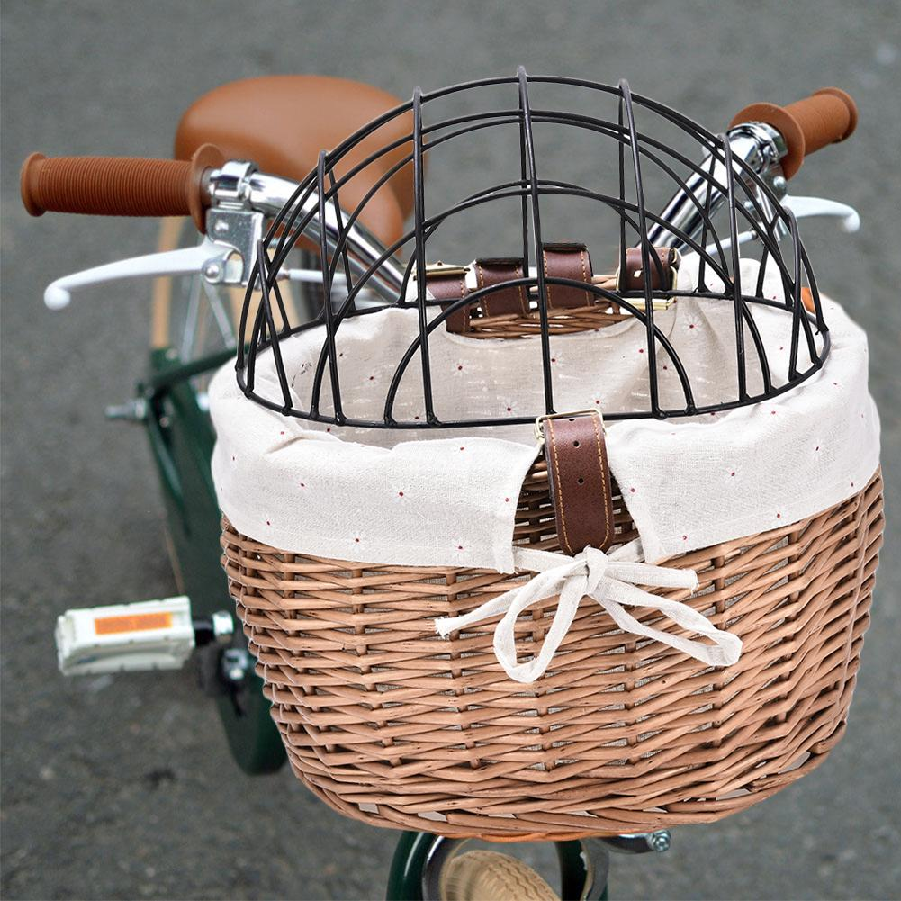 small dog bicycle carrier