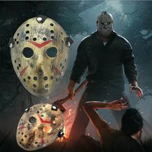 Hockey-Mask Horror Friday Jason Halloween Movie Party Adult The 13th for Men Gift Voorhees