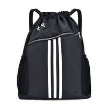 Basketball-Backpack Gym-Bags Drawstring Fitness Sports Women Outdoor