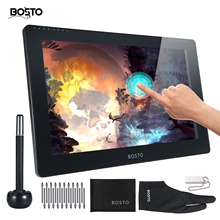 BOSTO Studio 16HDT Graphic Monitor Drawing Digital Tablet All-in-One Computer Touch-Control