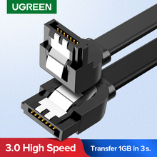 Ugreen SATA Right-Angle-Cable Hard-Disk-Drive MSI Straight Gigabyte Asus SSD HDD