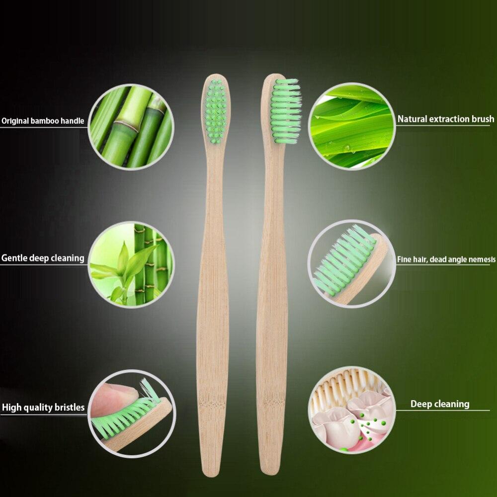 Brosse à dents en bambou | OkO-OkO