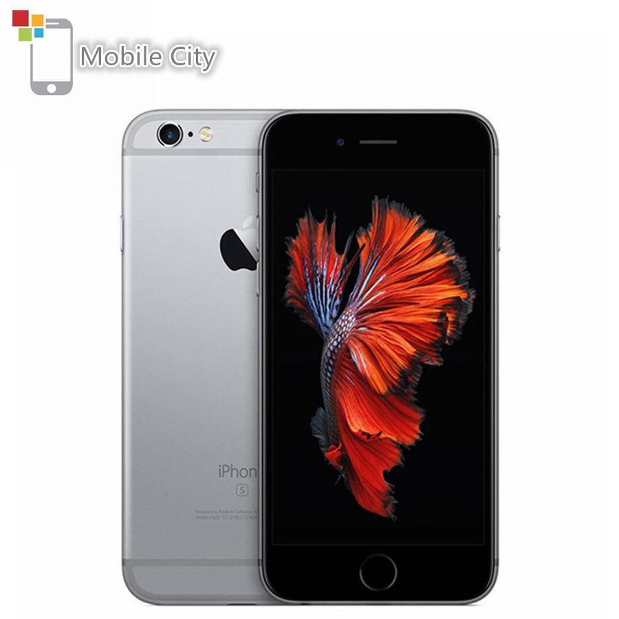 Apple iPhone 6s Ios 16gb 2GB Dual Core Fingerprint Recognition Used Unlocked A9 64 4G title=