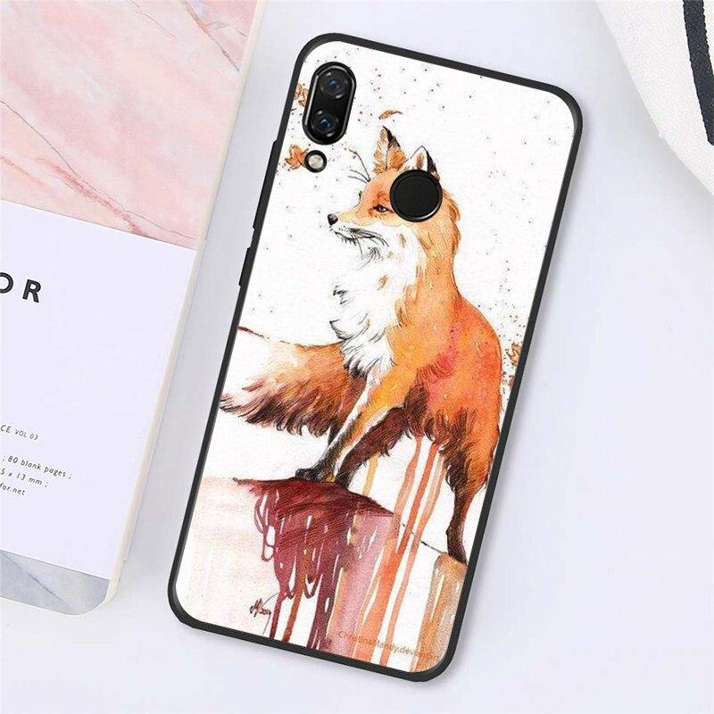 Animal Fox in the wild Wood