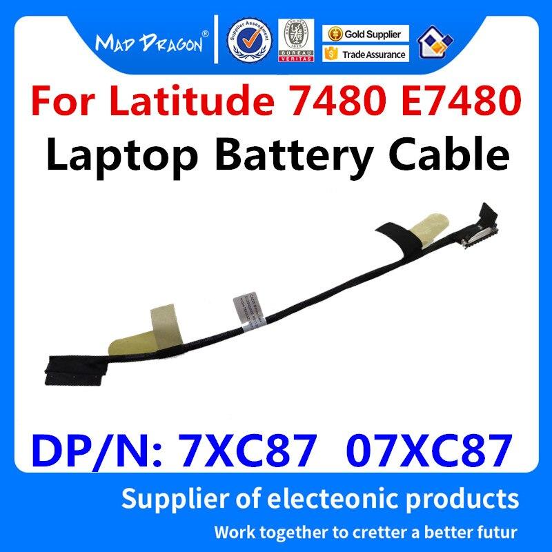 DELL LATITUDE E7480 QHD TOUCHSCREEN EDP LCD VIDEO CABLE NIA01 DC02C00E500 062DD