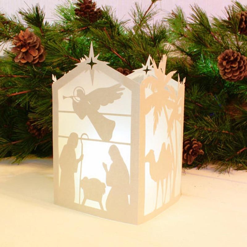 Christmas Tree Metal Cutting Pressing Stencils Craft Dies For DIY Decoration