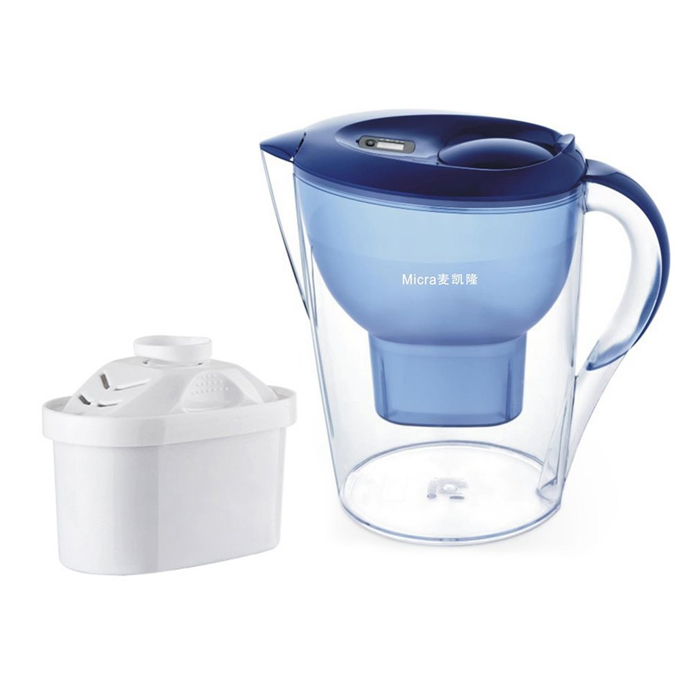 WATER-FILTERS-PURIFIER Water-Kettle Jug Household-Use Healthy Large-Size title=