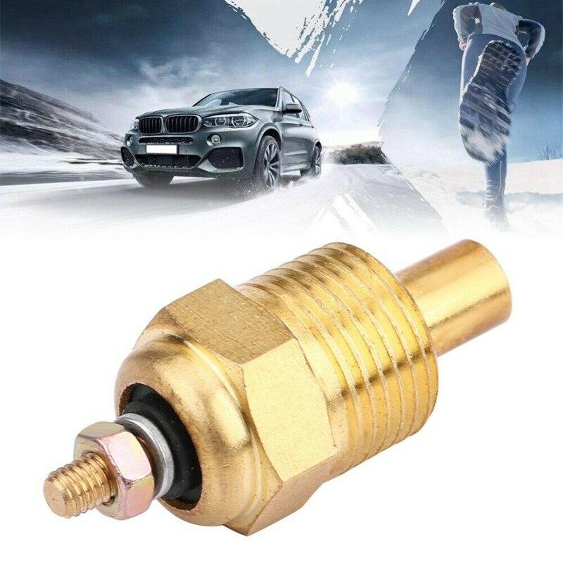 Sensor de temperatura del agua Reemplazo del sensor de temperatura del agua Compatible con Mercury Mercruiser 806490T 3853787