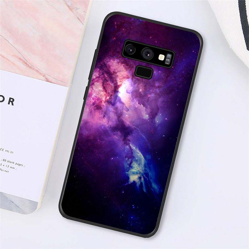 interstellar Purple Space Star