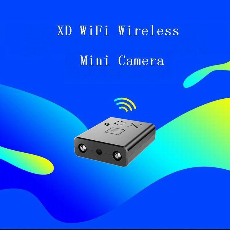 Volemer XD Wifi Mini Camera HD 1080P Home Security IR Night Vision Wireless Video Camera Motion Detection Portable Micro Camera (6)