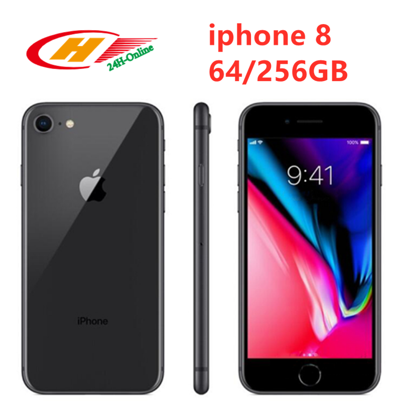 Apple iPhone 8 2GB 64gb LTE NFC Wireless Charging Screen Slider Hexa Core Fingerprint Recognition title=
