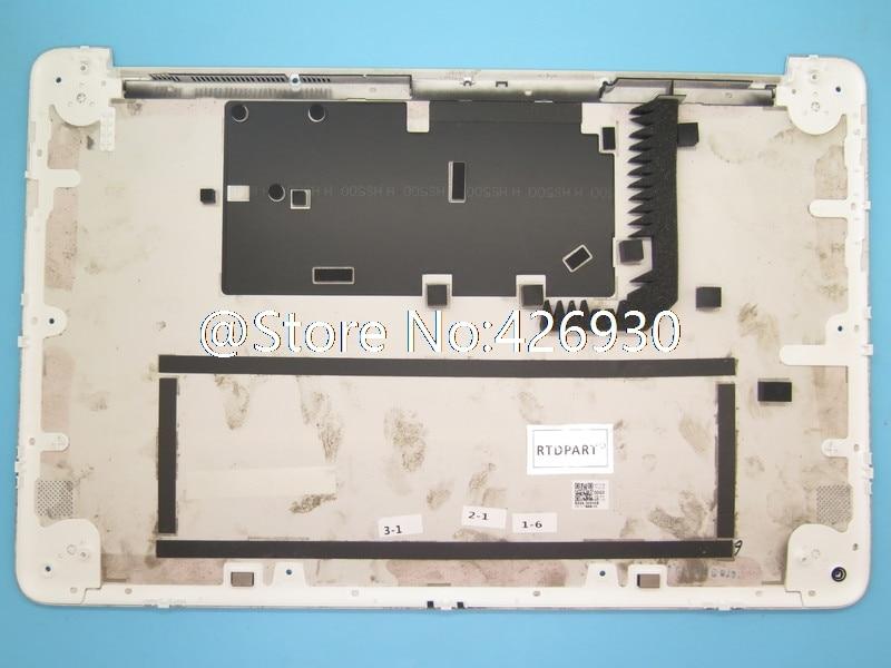 GAOCHENG Laptop Bottom Case for Samsung NP530U3B NP530U3C NP532U3C NP535U3C 530U3B 530U3C 532U3C 535U3C Silver Base Case Lower Cover