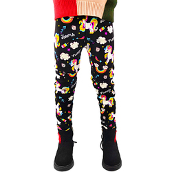 Осенне-зимние леггинсы для маленьких девочек 2020 плотные теплые штаны в горошек Детские леопардовые бархатные штаны для девочек детские вин...
