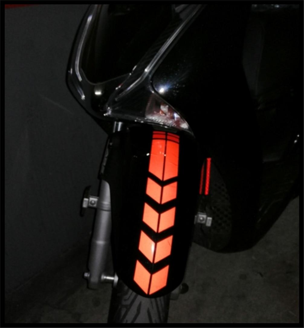 1PCS motorcycle sticker accessories fender tank arrow decal for SUZUKI GSR600 GSR750 GSX-S750 GSXR1000 GSXR600 GSXR750