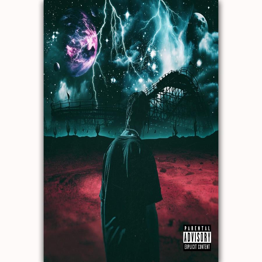 W612 Hot Rae Sremmurd Swae Lee Hip Hop Rap Music Group Cover Poster Art Decor