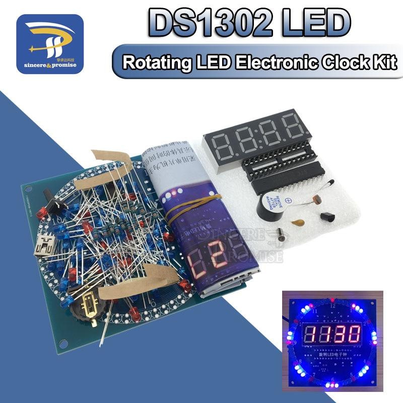 10pcs DS1302 DS1302N Trickle-charge Chronométrage Chip DIP-8 IC