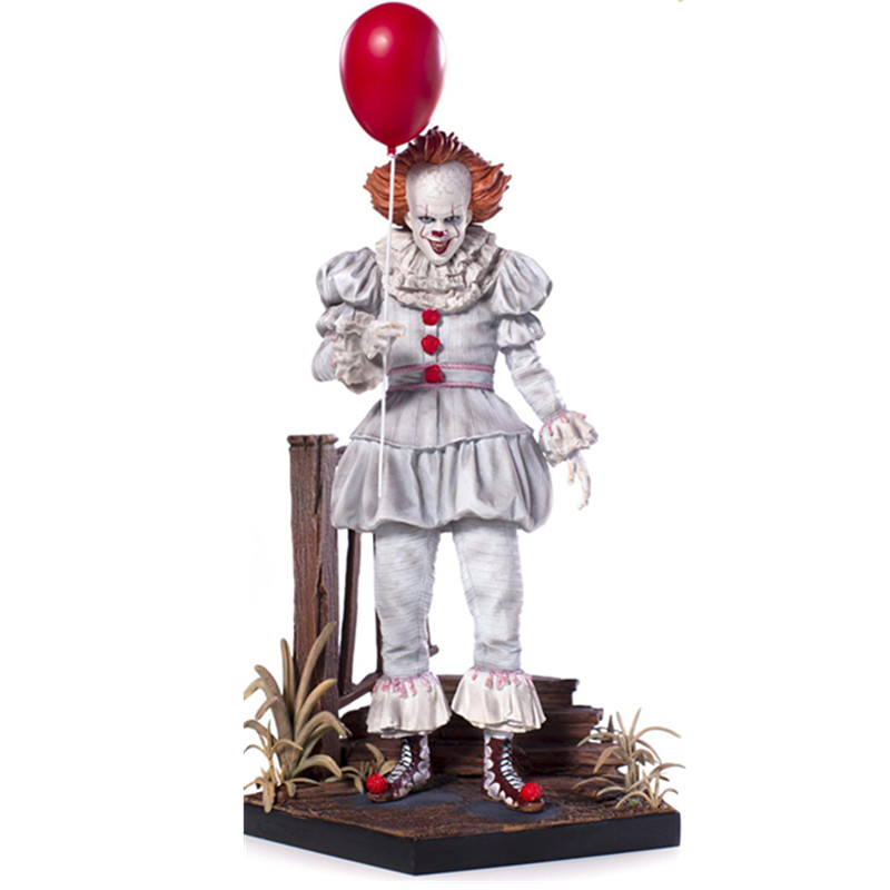 Acme Toys 1//6 scale Pennywise IT Clown figure in stock