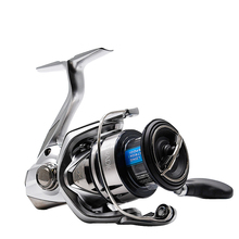 Saltwater Reel Fl-2500 Spinning Fishing C3000 Shimano Stradic Spool-6-STROKE LONG Hagane-Body