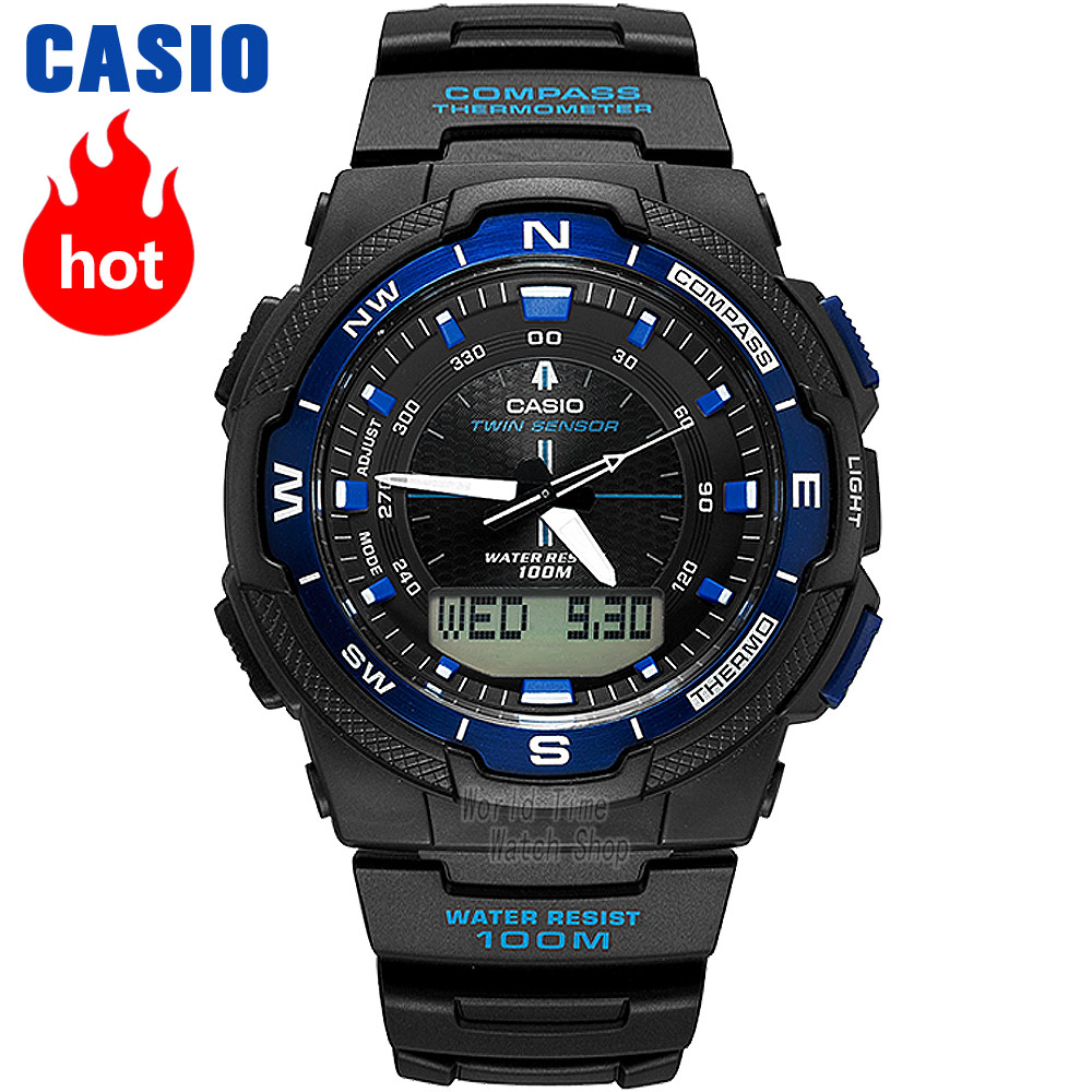 Casio watch luxury LED military clocks digital compass wristwatch Waterproof Chronograph men watch quartz sport watches for men
