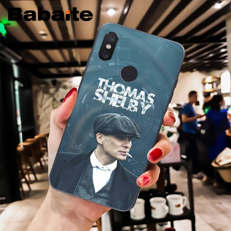 Sharp Visors Coque PEAKY BLINDERS